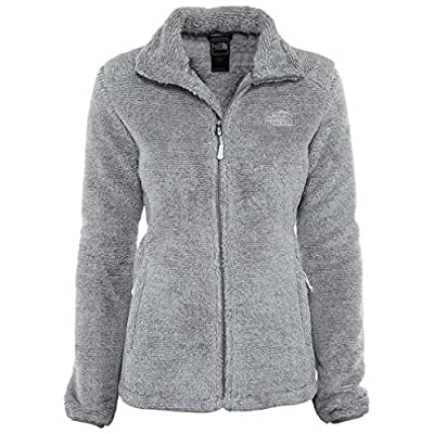 d7778a29f The North Face Women's Osito 2 Jacket TNF White/Metallic Silver ...