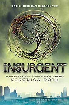 Insurgent (Divergent Trilogy, Book 2) by [Roth, Veronica]