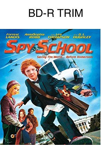 Spy School [Blu-ray]