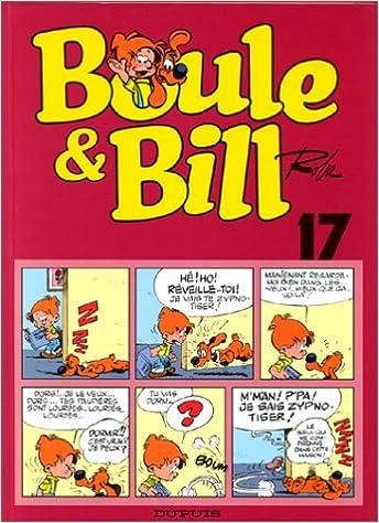 Livres Boule et Bill, tome 17 pdf
