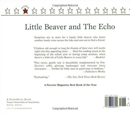 Little Beaver and the Echo: Amy MacDonald: 9780698116283: Amazon ...