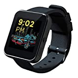 One61 Batman Bluetooth Smartwatch, Fitness Tracking & Stopwatch Timer, Android & iPhone Compatible,...