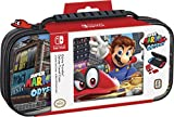 Nintendo Switch Game Traveler Deluxe System Case - Mario Odyssey