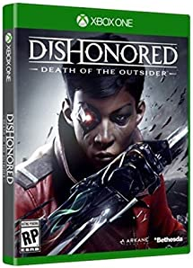 Dishonored The Death Of Outsider