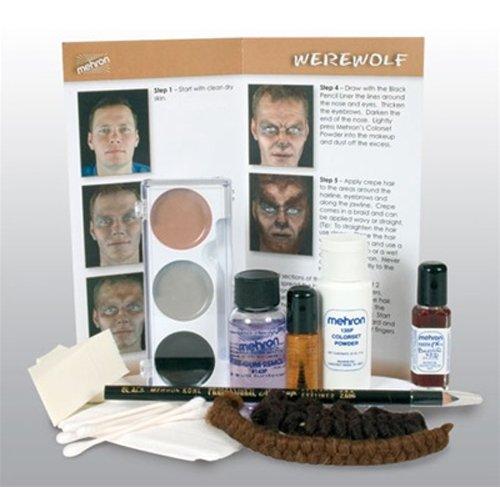 Werewolf Makeup Kit Standard