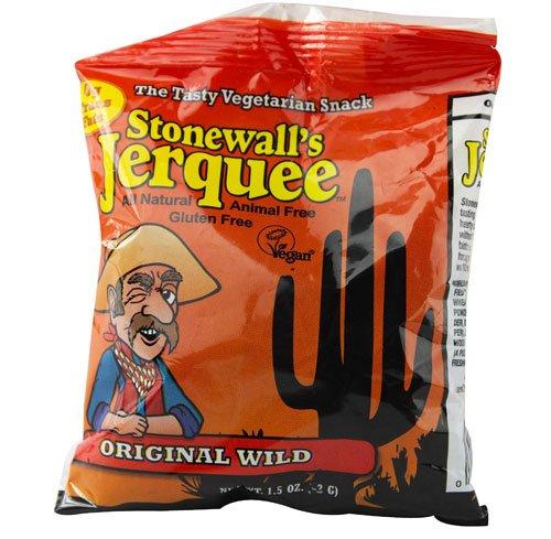 Stonewall's Jerquee Gluten Free Original Wild -- 1.5 oz