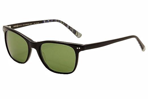 Etnia Barcelona Gafas de Sol MALASANA SUN BLACK/GREEN unisex ...