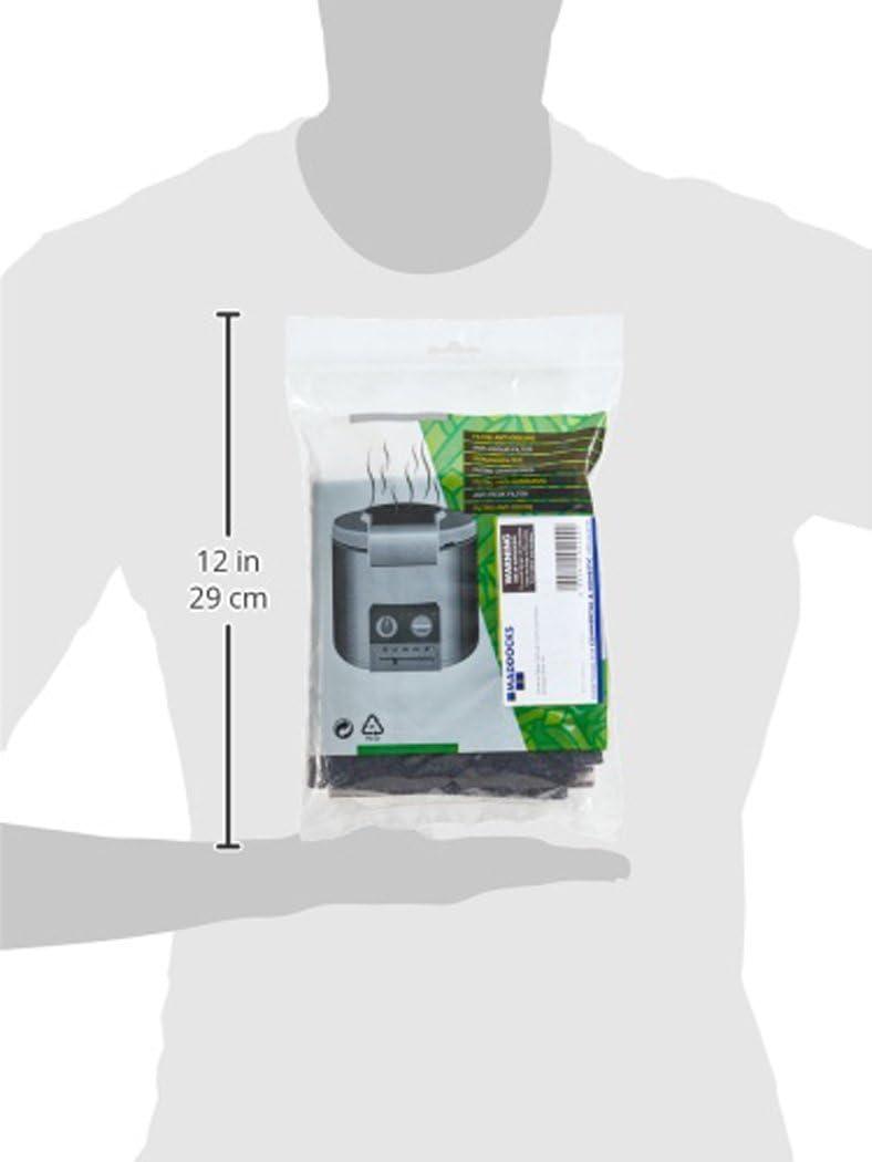 Universal - Kit de filtros para freidora: Amazon.es: Hogar