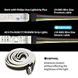 GIDERWEL Extension Cable for Philips Hue LightStrip