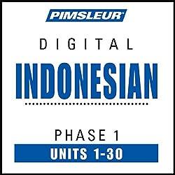 Indonesian Phase 1, Units 1-30