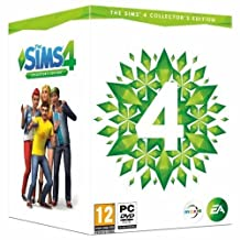 The Sims 4: Collector's Limited Edition [PC DVD-ROM Computer, Bonus Plumbomb USB]