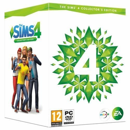 The Sims 4  Collectors Limited Edition  Pc Dvd Rom Computer  Bonus Plumbomb Usb