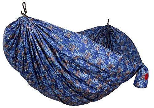 Grand Trunk Double Parachute Nylon Hammock Prints, Koi, One Size