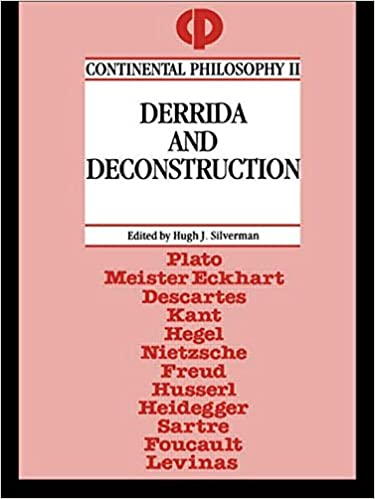 About Deconstruction without Derrida