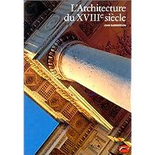 Architecture du XVIIIe siècle