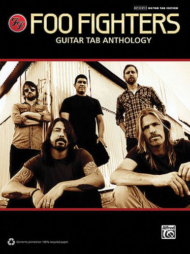 Foo Fighters: Guitar Tab (Book Foo Fighters)