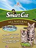 SmartCat All Natural Clumping Litter, 20-Pound