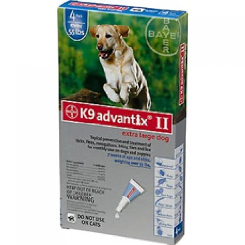 Advantix DAV61642 Advantix 2 Dog / Size (Over 55 lbs)