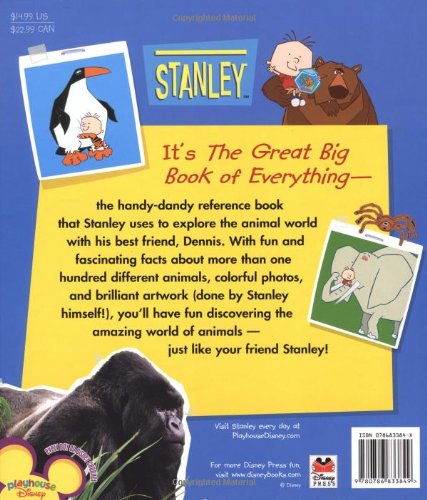 Stanley: The Great Big Book of Everything by Brand: Disney Press (Image #1)