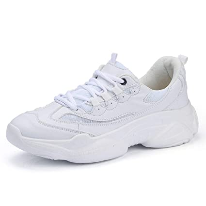 e778f0793a563 Amazon.com: YXB Women's Sneakers New Spring Sports Shoes Shallow ...