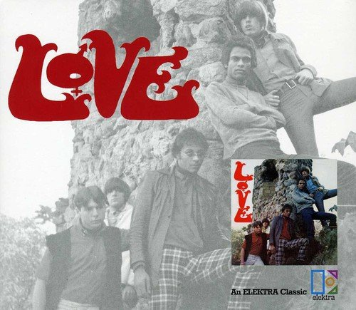 CD : Love - Love (United Kingdom - Import)