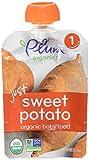 Plum Organics Stage 1 Just Veggies - Sweet Potato - 3 oz - 6 pk