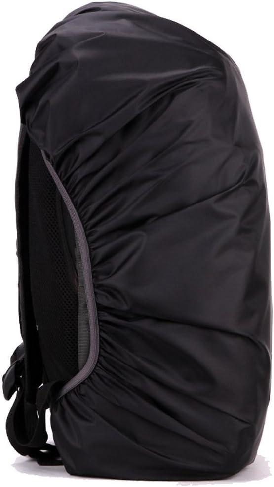 70 L Funda impermeable para mochila HugeStore senderismo ideal para camping
