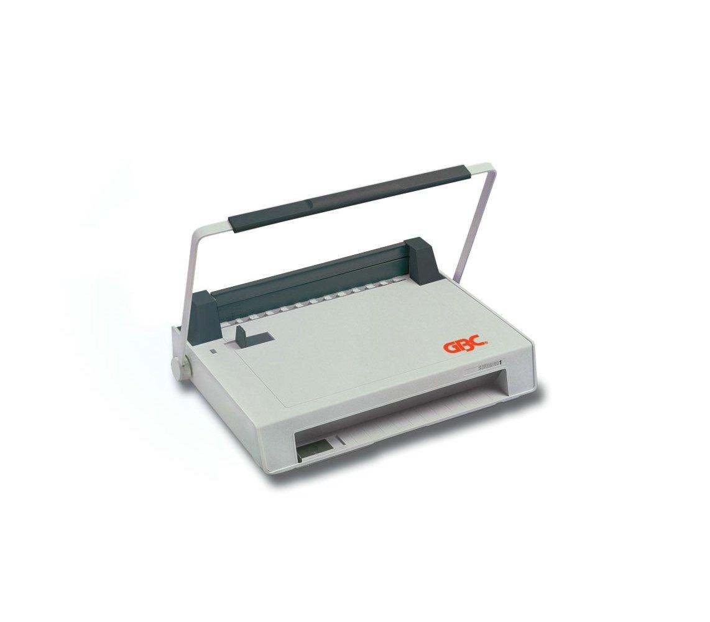 GBC SureBind System 1 Papierbindemaschine, Griff in voller Breite, Bindekapazitä t: bis zu 200 Blatt, Stanzkapazitä t: bis zu 22 Blatt 7705260