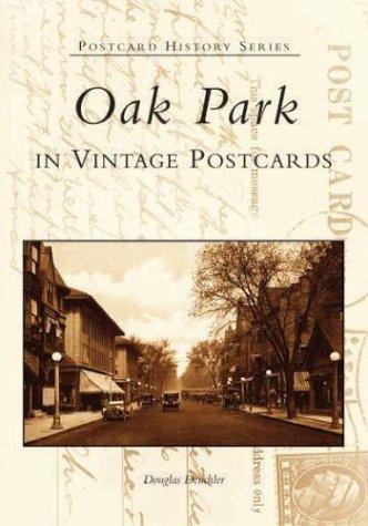 Oak Park   (IL)  (Postcard History - Ks Park Oak