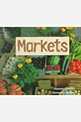 Markets (Social Studies Emergent Readers) Paperback