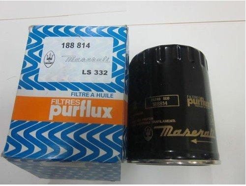 (Maserati Coupe/spyder/gransport/qp Oil Filter Kit#188814)