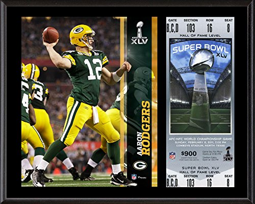 Aaron Rodgers Green Bay Packers 12
