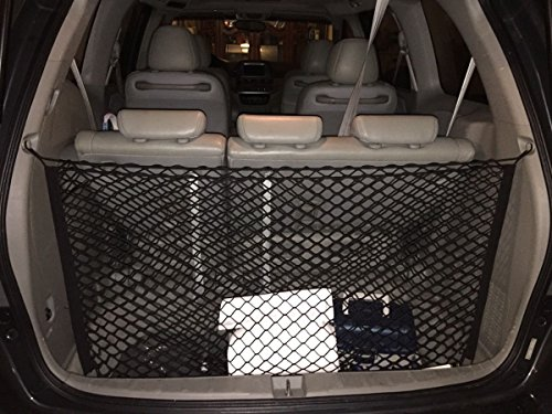 (Envelope Style Trunk Cargo Net for Honda Odyssey)