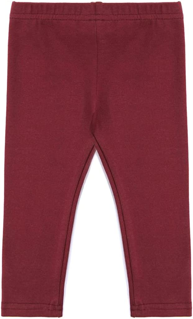 Petit Clair Unisex Cotton Leggings Fall Winter 2016 Boys//Girls Kids//Baby Pants Elasticized Waistband