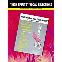 High Spirits: Vocal Selections