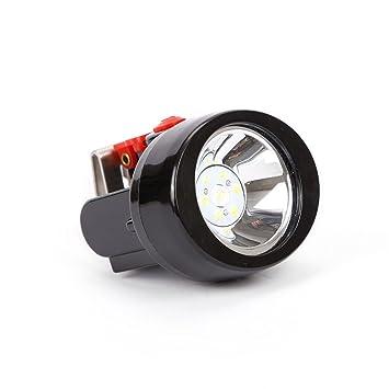 Amazon Com Rechargeable Miner Led Headlamp Light Kl2 8lm Bright