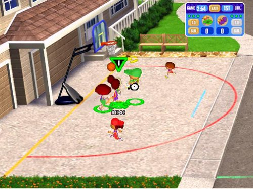 basketball pc games free