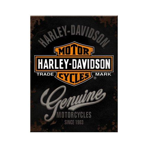 Harley Davidson Vintage magnet