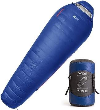 Amazon.com: Winner Outfitters abajo saco de dormir con 2 ...