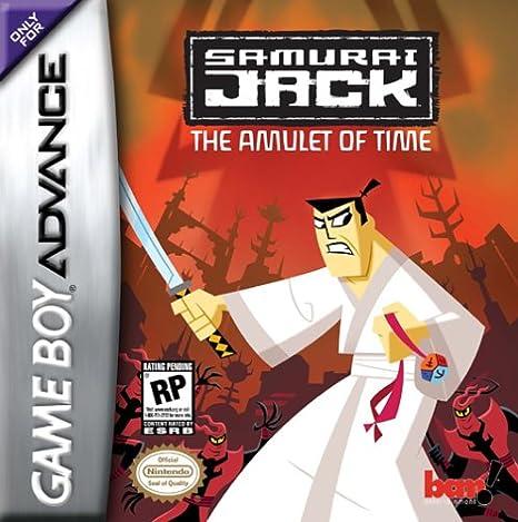 Amazon Com Samurai Jack Video Games