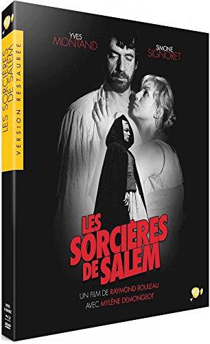 The Crucible (Les Sorcières de Salem) [Blu-Ray Region A/B/C Import - France] (Imports Salem)