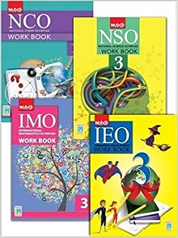 Class 3 - Workbook Combo for NSO, NCO, IMO, IEO price comparison at Flipkart, Amazon, Crossword, Uread, Bookadda, Landmark, Homeshop18