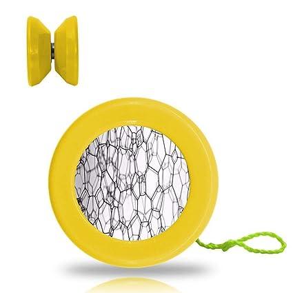 Amazon com: One of my Tidal Glass Grid Transparency Yo-Yo Toys are