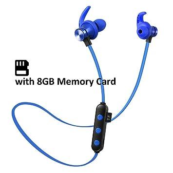 OLPvh Arikasen Memoria extendida Bluetooth Reproductor de MP3 ...