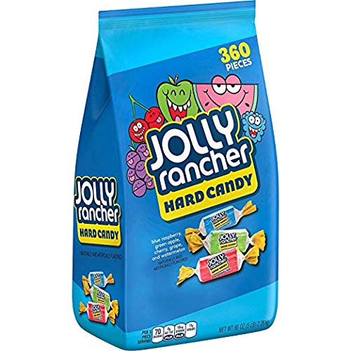 JOLLY RANCHER Hard Candy, Bulk Easter Candy, 5 Pounds Limited Edition ()