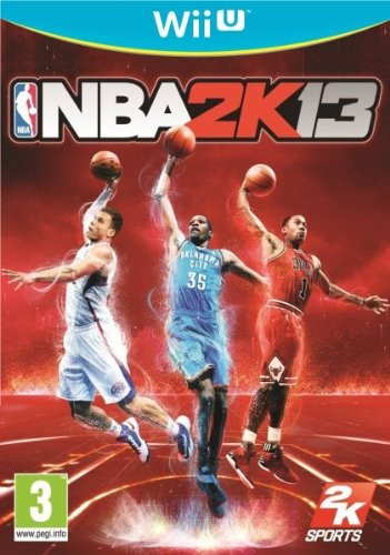 NBA 2K13 (Nintendo WII U) by 2K Games
