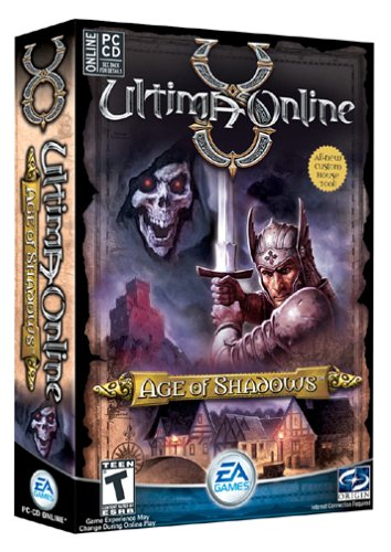 Amazon com: Ultima Online: Age of Shadows - PC: Video Games