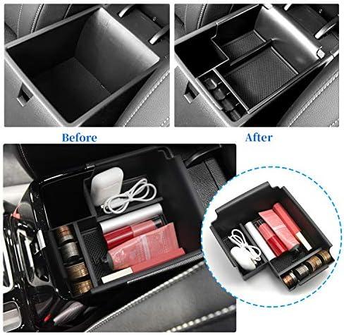 Forte Car Center Console Organizer Tray Glove Box Sunglasses Holder,Car Accessories Secondary Storage Box LFOTPP Custom Fits for 2020