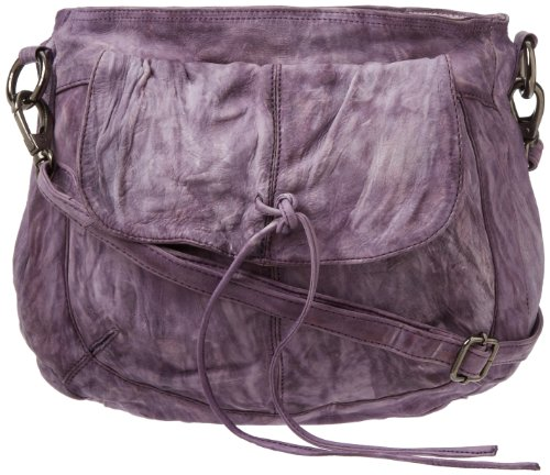 Latico Abby 7284 Cross Body,Purple,One Size, Bags Central
