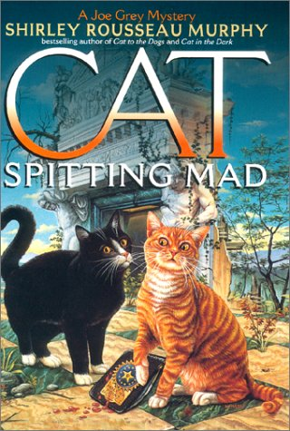 Download Cat Spitting Mad: A Joe Grey Mystery (Joe Grey Mysteries) pdf